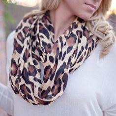 her scarf thou