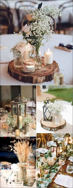 country wedding decorations 32