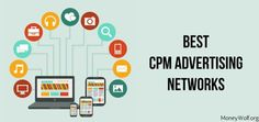 BEST CPM ADVERTISING NETWORKS