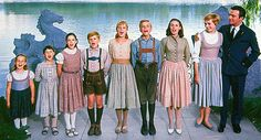 """queenjld: """" """"The Cast of the Sound of Music, Then (1964) & Now (2015) recent…"""