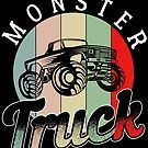 teebazaar is an independent artist creating amazing designs for great products such as t-shirts, stickers, posters, and phone cases. Big Trucks, Cool T Shirts, Monster Trucks, Hoodies, Retro, Sweatshirts, Parka, Retro Illustration, Hoodie