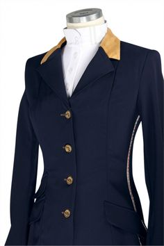 Manfredi Show Jacket Detachable