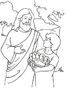 Christian Father Day Coloring Pages Another Picture And Gallery About christian coloring pages for kids : Bible Jesus Feeds 5000 Coloring Pages Christian Jesus Coloring Pages, Fish Coloring Page, Coloring Pages For Kids, Free Coloring, Coloring Sheets, Colouring, Coloring Books, Preschool Bible Lessons, Bible Activities