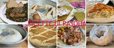 Tante ricette di Pasqua direttamente dalla più tipica tradizione napoletana e campana. Dal dolce al salato: ricette originali, furbe e relative varianti.