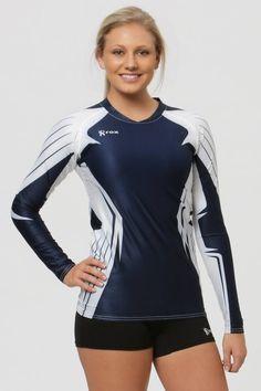 Boom 1128 L/S Jerseys,Closeout Jerseys - Rox Volleyball Volleyball Jerseys, Female Volleyball Players, Coaching Volleyball, Women Volleyball, Sports Uniforms, Suit Shirts, Uniform Design, Moda Casual, Sporty Girls