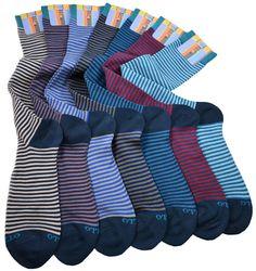 Bell homme paire chaussettes bleu marine rayure rouge foncée Homme Baskets Chaussettes Nouveau K