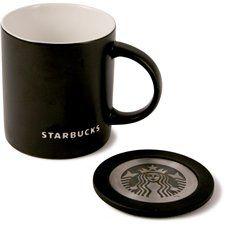 I love starbucks coffee mugs!