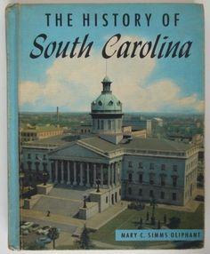 History, Travel, USA. The History of South Carolina