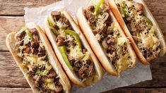 beef steak recipe Prepare to have a near-instant dinner your family is going to love, thanks to Trader Joe's shaved beef, which is perfect for Philly cheesesteak sandwiches. Shaved Beef Steak Recipe, Beef Steak Recipes, Beef Recipes For Dinner, Cooking Recipes, Beef Tips, Burger Recipes, Grilling Recipes, Yummy Recipes, Philly Cheese Steak