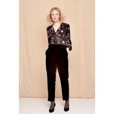 pantalon sorenza noir @ DES PETITS HAUTS