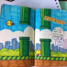 Wreck this journal – Saccage ce Carnet (1)