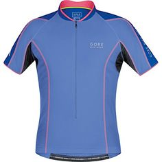 GORE BIKE WEAR Mens POWER PHANTOM 20 Jersey S blizzard bluebrilliant blue >>> You can find more details by visiting the image link. (This is an affiliate link)