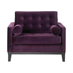 Centennial Club Chair//