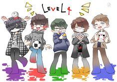 【レベメン】『level4』 Japan, Anime, Fictional Characters, Twitter, Cartoon Movies, Anime Music, Fantasy Characters, Japanese, Animation