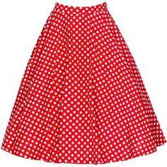 dff4002fc30 Retro sukně ve stylu 50. let. dokonalá sukýnka pro ještě dokonalejší dámu.  červená