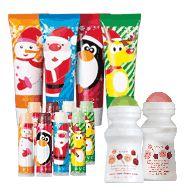 AVON Holiday Faves 14-Piece Beauty Bundle! Fun idea for kids' stocking stuffers!