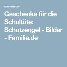 Geschenke für die Schultüte: Schutzengel - Bilder - Familie.de
