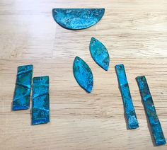 How to Create Blue Patina on Copper How do you create patina on copper? You may have seen natural patina on Copper Art, Blue And Copper, Copper Jewelry, Enamel Jewelry, Wire Jewelry, Jewlery, Patina Metal, How To Patina Copper, Patina Finish