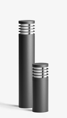 BEGA LED system bollards are a modular system that enables the combination of luminaire heads and luminaire tubes with various additional functions. Lighting System, Lighting Solutions, Lighting Design, Outdoor Pathway Lighting, Bollard Lighting, Emergency Lighting, Street Furniture, Led Technology, Light Sensor