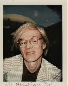 Andy Warhol ⛰ More At FOSTERGINGER @ Pinterest