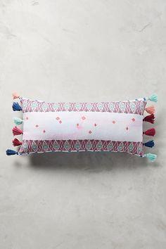Slide View: 1: Tasseled Medina Pillow
