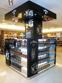 Brown-Forman introduces Jack Daniel's display at Sharjah