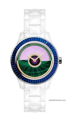 New Dior VIII Grand Bal Haute Couture watch collection