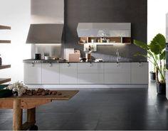 Set Kitchen by Rodolfo Dordoni for Dada