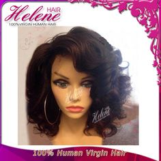 Cheap wig bun, Buy Quality wigs monofilament directly from China wigs made in china Suppliers: 	  			  								  				  				  																													2.Trial /Sample order and stock orde