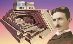 The Pyramid/Tesla Energy Connection ~ RiseEarth Totally fascinating. Nikola Tesla, Unexplained Mysteries, Ancient Mysteries, Ancient Aliens, Ancient History, Wardenclyffe Tower, Mesoamerican, Ancient Architecture, Aztec Architecture
