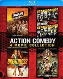 Action Comedy: 4 Movie Collection [4 Discs] [Blu-ray]