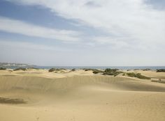 Gran Canaria: A Continent in Miniature  Exploring the desert, forest, coastline, and culture in one day.