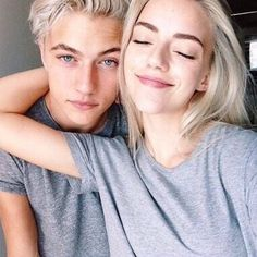 These are the prettiest (I'm guessing) twins I have ever seen omg