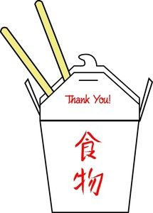 Image result for chinese food carton