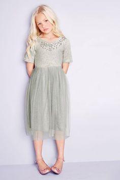 Buy Grey Jewel Dress online today at Next: Rep. of Ireland