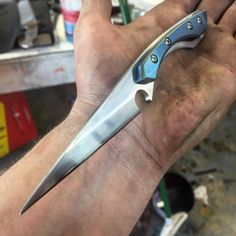 Just incase ya'll think I forgot how to make fixed blades, I have a series of…