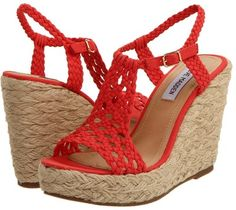 coral wedge by steve madden
