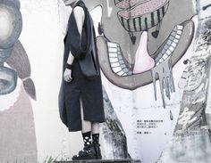 Model / 賴仕堯   /  Photography   / Designer   / Enid Liao