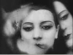 Kiki of Montparnasse. Footage of Kiki from the films of Man Ray and Fernand Leger.