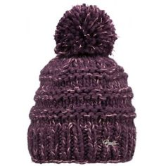 Barts Jasmin Beanie Ski Hat in Prune, great hat for this winter!