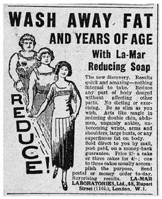 A Look at Ridiculous Ads Through the Years: The1920′s