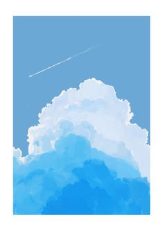 by Aofuji Sui Kunst Inspo, Art Inspo, Art And Illustration, Anime Kunst, Anime Art, Arte Peculiar, Posca Art, Arte Sketchbook, Scenery Wallpaper