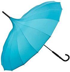 VON LILIENFELD - 37.90 - 4.3 von 5 Sternen - Regenschirm Hand Fans, Lilies, Rain, Stars