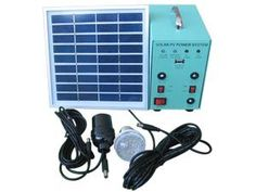 Conserve Energy Future ☼ Build a Solar Power Generator on the cheap (single pg post)