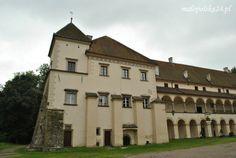 Zamek w Suchej Beskidzkiej (woj. małopolskie) http://www.malopolska24.pl/index.php/2013/02/od-wawelu-do-rzymu-czyli-wizyta-w-suchej-beskidzkiej/
