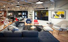 A.K. RIKK'S / Furniture Store on Behance