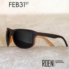 b85a1ae390551 BLACK STYLE! Óculos de madeira FEB31st Coleção