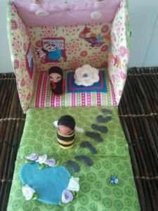 Dollhouse by Aviena