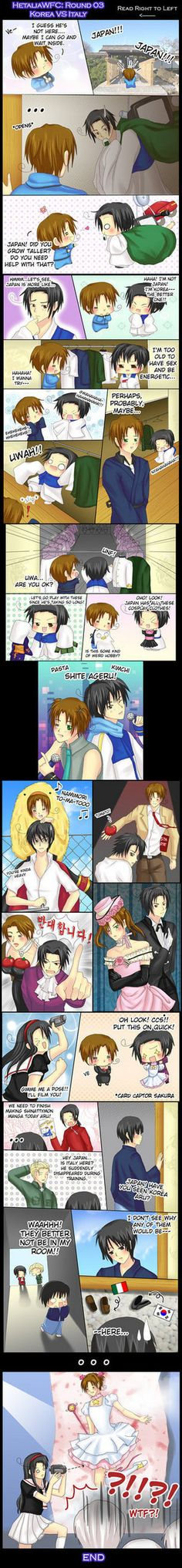 APH Hetalia funny comic <<<< *laughing* *unable to breathe*