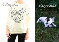 sweatshirt, #basic #fashion #stockolm #dog #pet #white #cool #fashionblog Summer Collection, T Shirts For Women, Dog, Pets, Sweatshirts, Fashion, Diy Dog, Moda, Fashion Styles